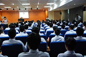 ปัจฉิมนิเทศฝึกประสบการณ์วิชาชีพ 2556