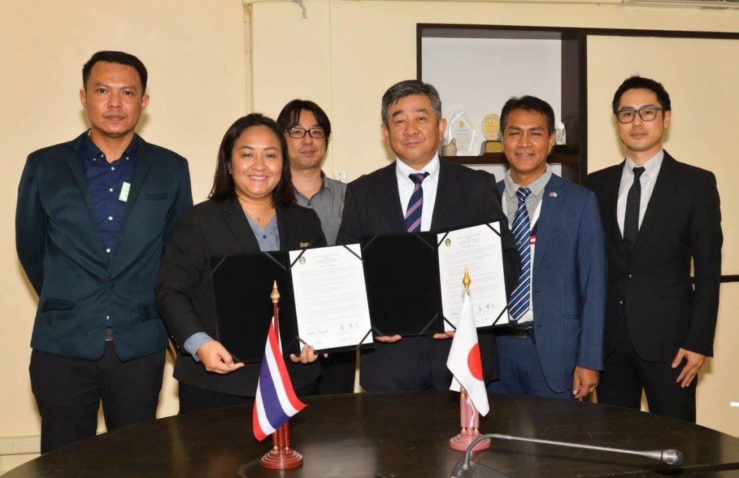 ลงนามความร่วมมือทางการศึกษาร่วมกับโรงเรียนยานากาวา ประเทศญี่ปุ่น