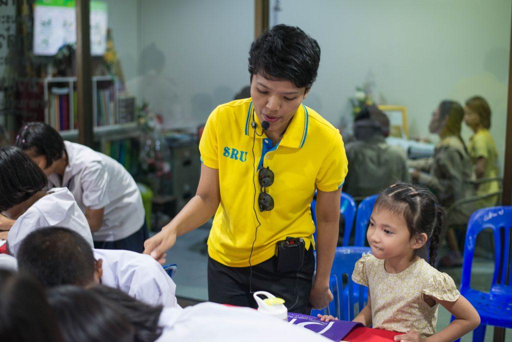 วิทยาลัยนานาชาติการท่องเที่ยว มหาวิทยาลัยราชภัฏสุราษฎร์ธานี จัดโครงการ Junior Guide @ Wiang Sa BY IST in 2019 ณ โรงเรียนสามัคคีอนุสรณ์ อ.เวียงสระ จ.สุราษฎร์ธานี เพื่อพัฒนานักสื่อความหมาย การท่องเที่ยวชุมชน ภายใต้โครงการต่อเนื่องอุดมศึกษาพี่เลี้ยงประจำปี 2562