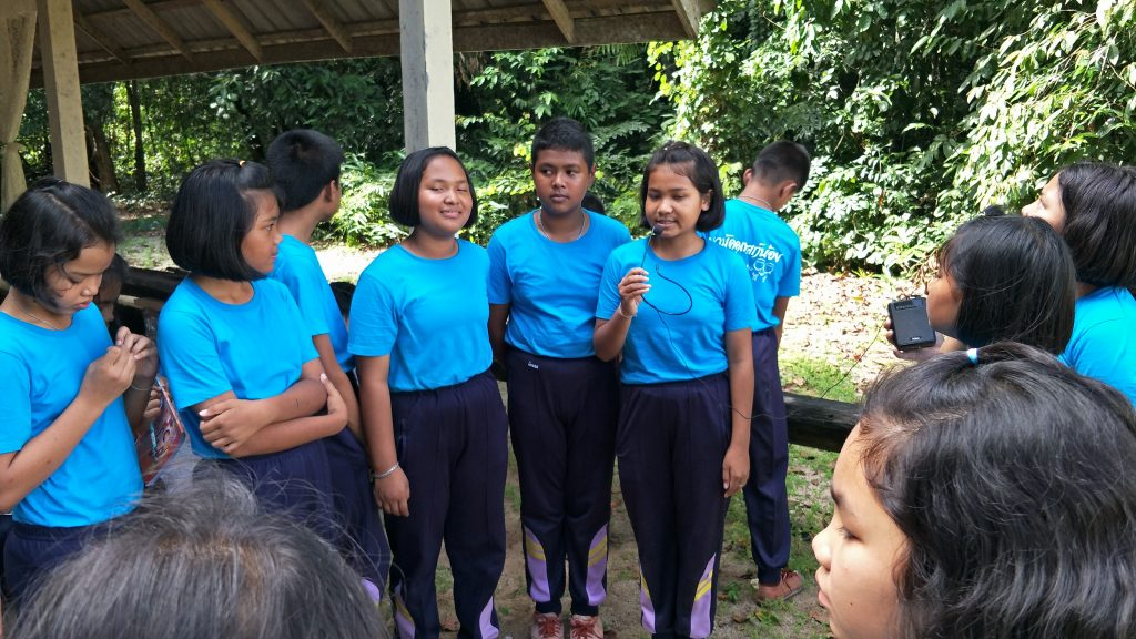 Junior Guide @ Wiang Sa BY IST in 2019