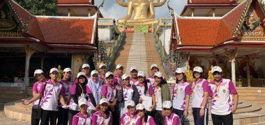 สาขาวิชาการท่องเที่ยว นำนักศึกษา สร้างประสบการณ์จากการปฏิบัติงานจริง