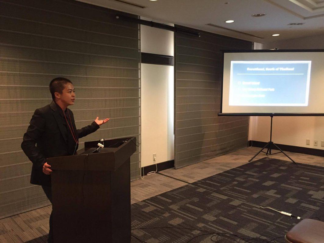 อาจารย์วิทยาลัยนานาชาติการท่องเที่ยว นำเสนอผลงานวิจัย ในงาน The 3rd Conference on Sustainable Tourism in Asia (COSTA 2017) ประเทศญี่ปุ่น