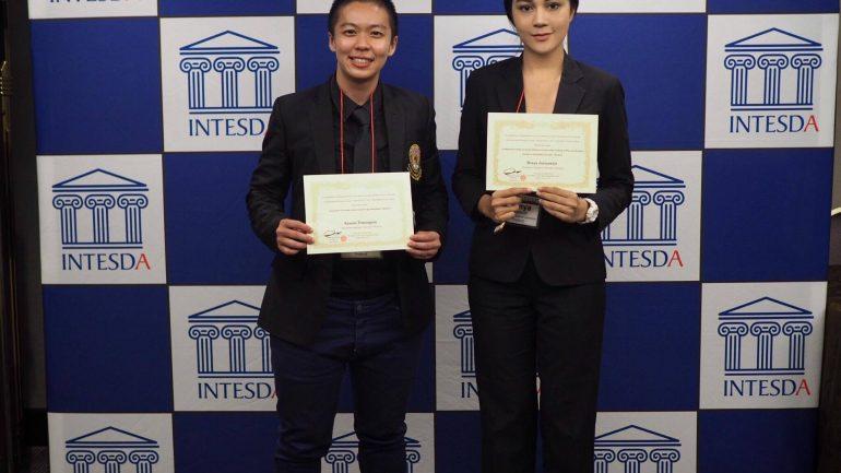 อาจารย์วิทยาลัยนานาชาติการท่องเที่ยว นำเสนอผลงานวิจัย ณ ประเทศญี่ปุ่น